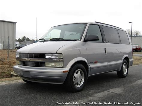 Minivans With Awd by 2000 Chevrolet Astro Ls Awd 4x4 Minivan Vortec Sold