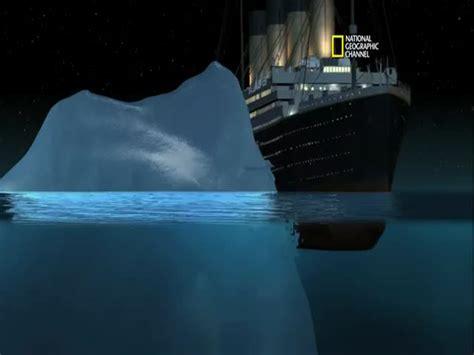 Titanic Sinking Animation 2012 by New Cgi Of How The Titanic Sank Izismile