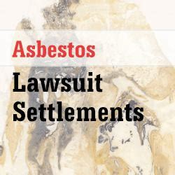asbestos lawsuit settlements home facebook