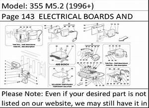 Buy Ferrari Part   180072 Alarm Siren Wiring Harness  F355