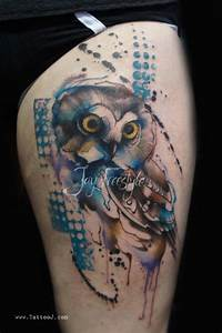 34 best images about Watercolor tattoos on Pinterest ...