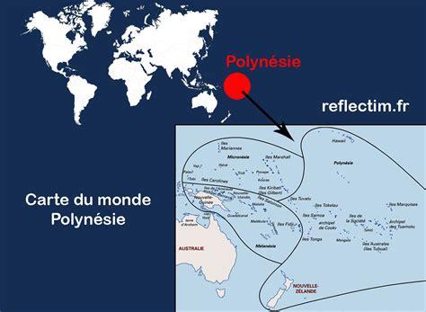 Carte Du Monde Francais by Info Polynesie Carte Du Monde