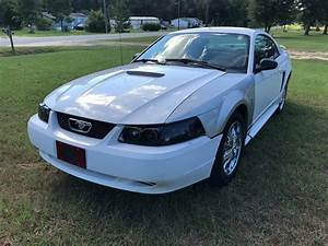 4th gen white 2002 Ford Mustang V6 automatic [SOLD] - MustangCarPlace