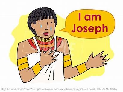 Joseph Reunited Bible Am Brothers Powerpoint Genesis
