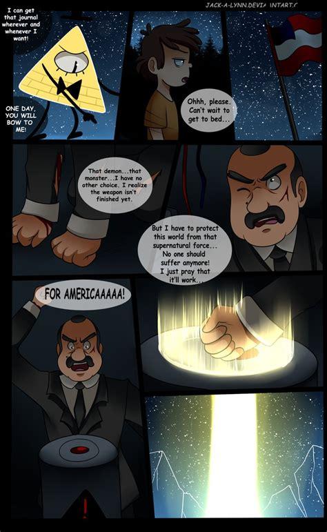 gravity falls comic golden 40 by jacky bunny on deviantart