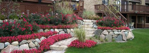 low maintenance perennial garden design the garden