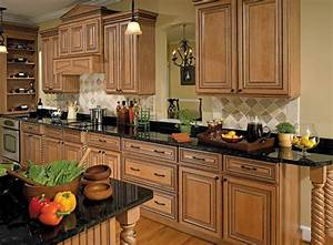 Coventry Maple Honey Shadow Kitchen Cabinet Colors