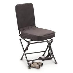 guide gear swivel chair black 222292 stools