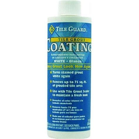 homax jasco bix 9314 tile guard tile grout coating 8 fl oz