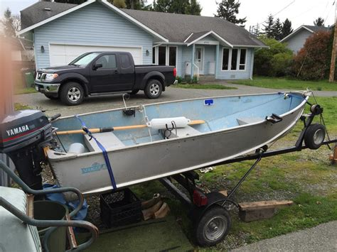 Aluminum Boat Trailers Vancouver by 12 Foot Aluminum Boat Trailer Motor Package Reduced