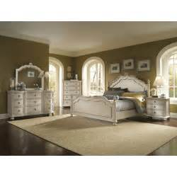 provenance panel 4 piece queen bedroom set by a r t furniture