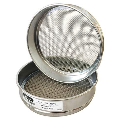 industrial scientific sieves kimlab economy test sieve mm mesh size stainless steel