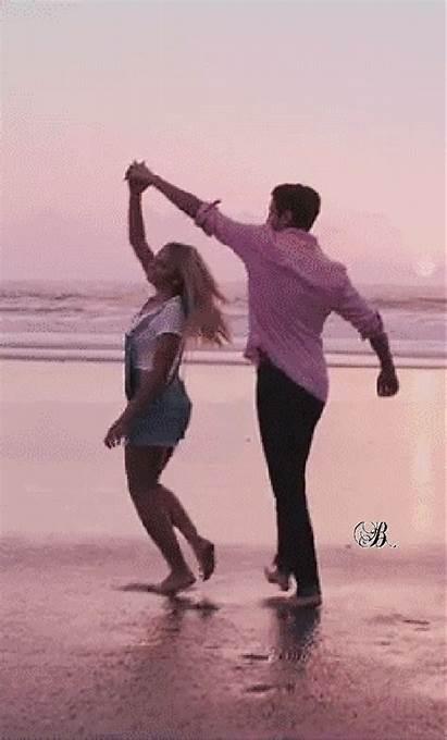 Couple Romantic Dance Dancing Gifs Couples Night