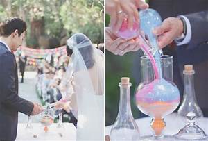 wedding traditions how to perform a unity sand ceremony With sand ceremony for wedding