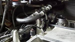 2003 Lightning Heater Core Hoses Routing