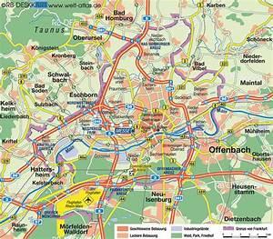 Möbelhäuser Frankfurt Am Main Und Umgebung : mapas de frankfurt alemanha mapasblog ~ Bigdaddyawards.com Haus und Dekorationen