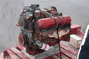 345 Engine Used - International Scout Parts - Scout Ii Parts