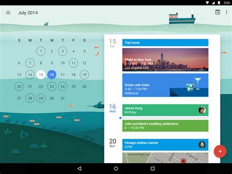 google calendars update  material design  stunning
