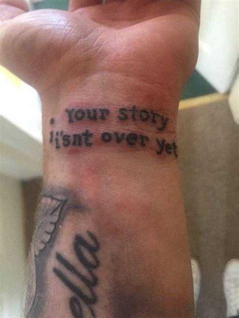 worst tattoo fails youve   laughtard