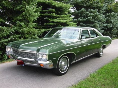 1970 Chevrolet Impala 4-door Sedan