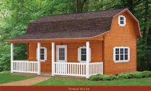 Barn Shed Plans 12x12 by Gambrel Roof Shed Cabin A Simple Way To Increase Storage