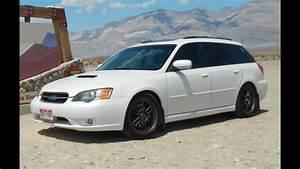 Modified 2005 Subaru Legacy Gt Wagon - One Take