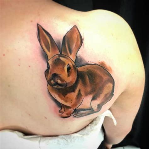 bunny tattoo  tattoo ideas gallery
