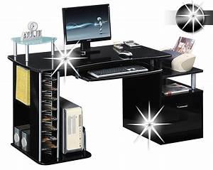 Schreibtisch Glasplatte Schwarz : gamer schreibtisch und kabelmanagement onlinegamezone ~ Markanthonyermac.com Haus und Dekorationen