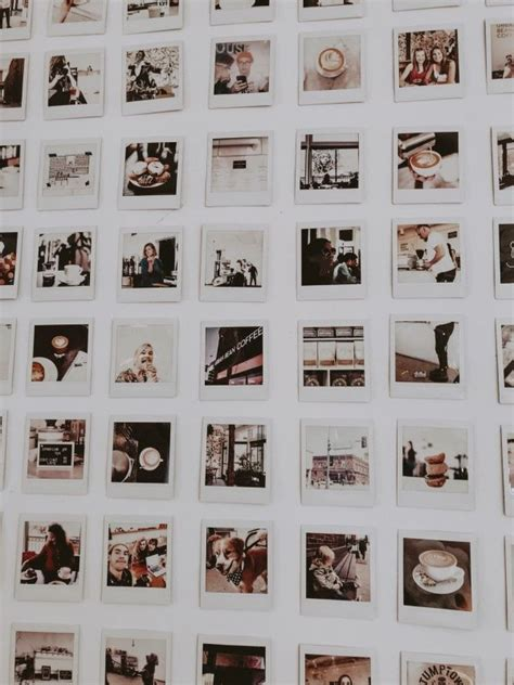 vsco josiejabs polaroid wall diy wall decor  bedroom