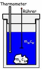 Spezifische Wärmekapazität Berechnen : thermodynamik ~ Themetempest.com Abrechnung