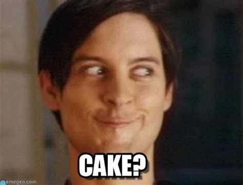 tobey maguire graphics pictures meme cake image picsmine