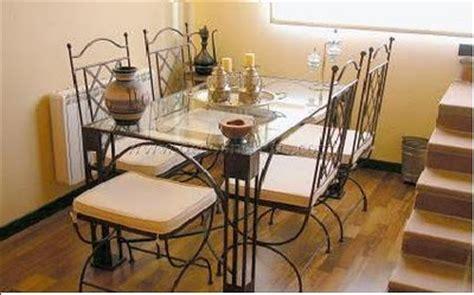 estilo en muebles hierro forjado decoracion de cocinas
