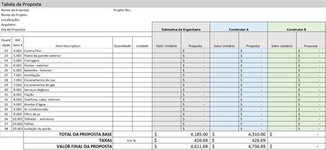 templates excel planeamento de tarefas mestredeobraaristaquebarros planilha para constru 231 227 o civil