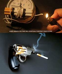 22 Creative Guerrilla Quit Smoking Advertisement, Posters ...