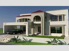 1 Kanal House Design In Pakistan YouTube