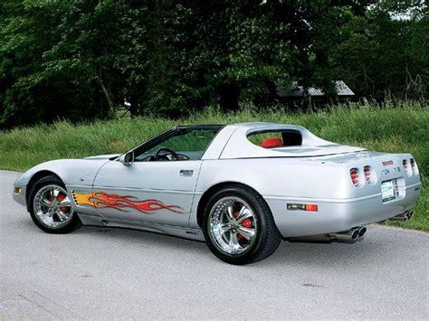 1996 Collectors Edition Corvette by 1996 Chevrolet Corvette Collector Edition Corvette Fever