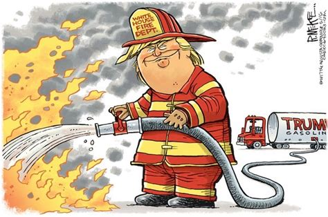 cartoons gas   fire orange county register