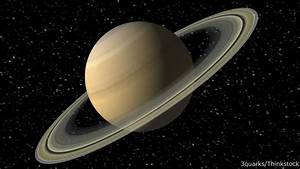 Saturn's moons and rings could be younger than the ...