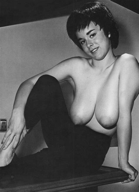 Vintageretro And Modern Day Boobs Jane Frawley