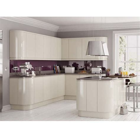 how to make kitchen cabinets 35 best gloss kitchens images on 7280