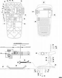 Motorguide Gator Mount Parts Diagram