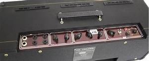 Lot 179  U2013 Vox Ac30 Guitar Amplifier Head Unit  U00ab Guitar