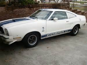 Mustang 11 For Sale 1977 ford mustang 3 door cobra 11 one owner for sale