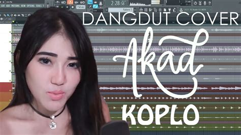 Akad (dangdut Cover) Remake Chords