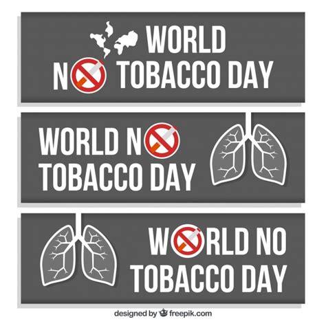 anti raucher farbe raucher banner der kostenlosen vektor