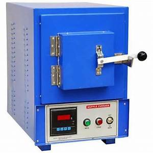 Dental Muffle Furnace At Rs 6500   Piece