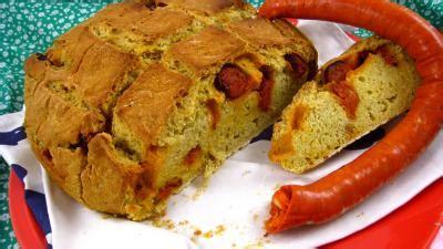cuisine portugaise facile au chorizo à la portugaise pao de milho
