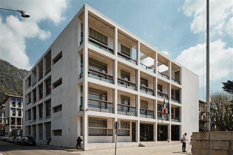 terragni casa fascio polpettasgoes como rationalism in terragni s city