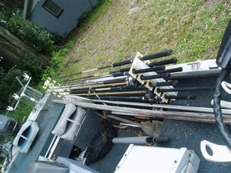 Boat Transport Racks by Rod Transport Racks