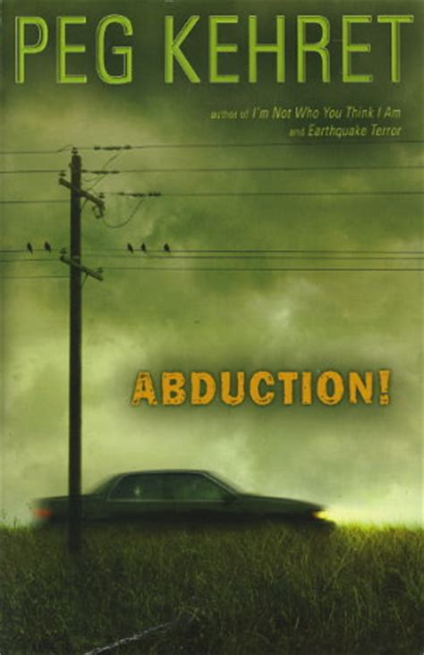 abduction  peg kehret fictiondb